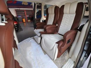 商务车航空椅改装